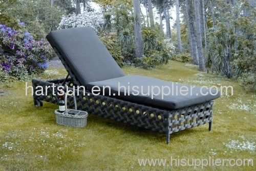 Outdoor PE rattan leisure chair