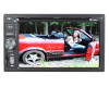 In-Car DVD Player 2 Din 6.2 Inch TFT HD Screen with Bluetooth