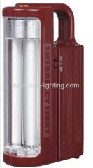 2*6W RECHARGEABLE EMERGENCY LIGHT
