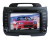 2Din Car DVD Player with TV Radio USB SD for KIA Sportage 2011
