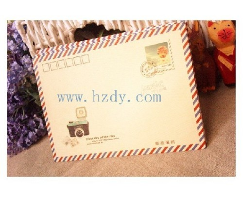 Kraft Paper Printed Envelopes
