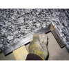 Spray White Granite Kitchen Countertop