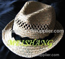 Straw hat,paper hat,men hat,beach hat,beach bag