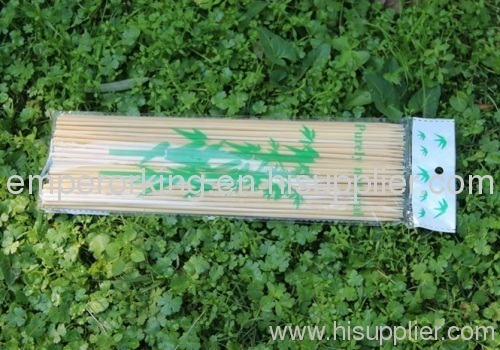 BBQ bamboo skewer