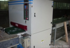WPC profile sanding machine