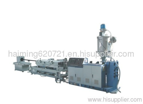 PVC plastic pipe making processing machinery