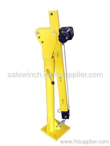 PICK-UP MOUNTED SMALL CRANE
