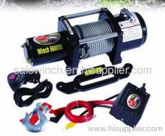 5000LB Electric Utility Winch