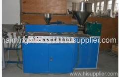 PE PP lollipop stick small pipe production line