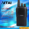 Cheap VHF/UHF Handheld Two Way Radio VT-7800