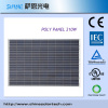 210WPOLY CRYSTALLINE SOLAR PANEL