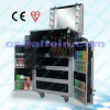 Beauty Case with Drawers & Lights (DB-8100)