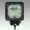 27W 4x4 4wd LED Work Light with flood / spot / pencil beam