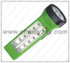 Plastic Rechargeable LED Flashlight/Torch