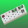South africa USB & battery charger electrical socket, SABS approval