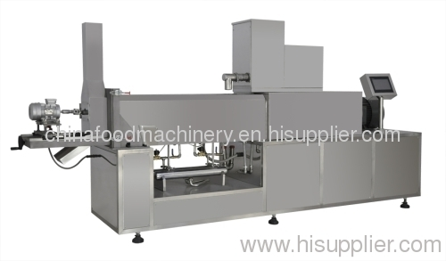 double/twin screw extruder