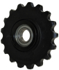 A032012 Geringhoff John Deere cornheader lower Idler sprocket 17 tooth for 30'' row heads