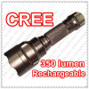 Super bright LED Flashlight With CREE Q5 LED