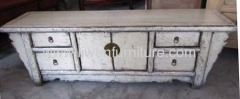 China antique Tv bench