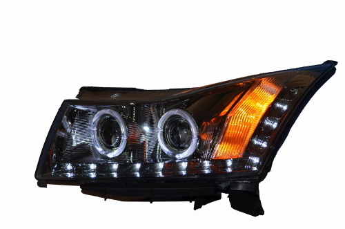 bi-xenon projector headlights for Cruze