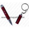 LED Pen with laser pointer