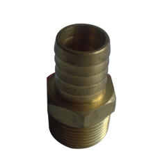 Brass Male Fittings With Hose Barb