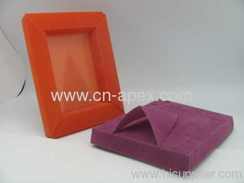 Simple and colorful Plastic photo frame