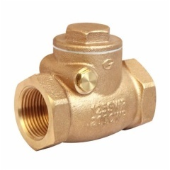 Bronze Swing Check Valve With Female Thread