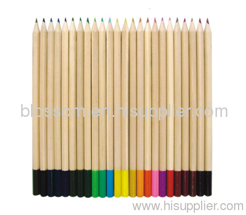 Natural wooden color pencil ,nutural wood color pencil custom quality and logo china manufacturers