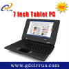 C-TEL 7 inch android 2.2 clamshell tablet