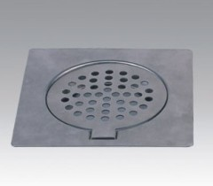 Stainless Steel Plated Floor Drain