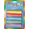 5CT JUMBO COLOR DUSTLESS CHALK IN BLISTER CARD