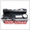 Dual Power 28/35 Watt HID Flashlight