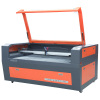 CE approved leather laser cutting machine