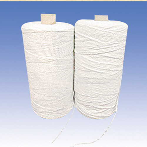 1000°C working temperature refractory ceramic fiber yarn/refractory material