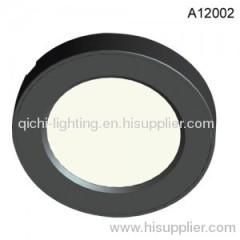 3w led Cabinet puck light with Magnet Fitting