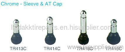 Snap-In Tubeless Tire Valve TR413C