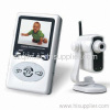 2.4ghz wireless audio video digital baby monitor