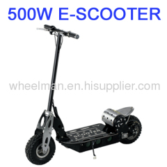 500W electric motor scooter