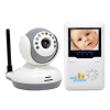 2.4GHz digital 2.5 inch screen wireless 2 way talk baby monitor
