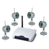 2.4 GHz wireless video camera systems