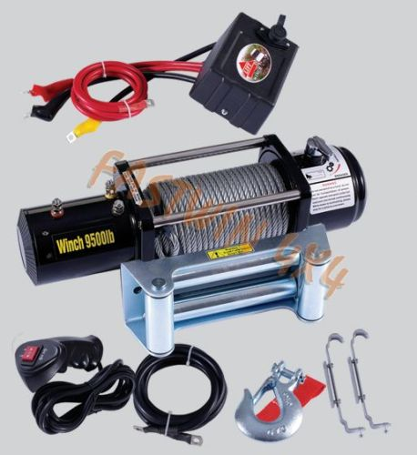 Electric Truck Winch 9500LBS