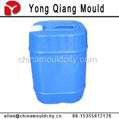 Plastic Blowing Oil tank mould
