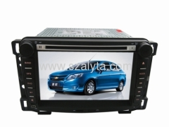 7inch Chevrolet New Sail Car Navigation DVD Player GPS