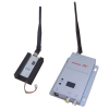 1.2GHz 1500mW wireless video sender and receiver