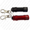 3 LED Mini Torch with Keyring