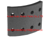 brake lining WVA:19934,BFMC:RN/ 98/1,friction lining,flat head rivet,heavy vehicle truck brake parts,drum brake liner
