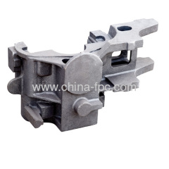 Railway Casting Steel train Part