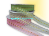 organza ribbon, organza decoration ribbon packing ribbon