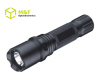 3W handy flashlight cree led torch light with 3AAA battery